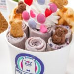 ロールアイスクリームの店舗はどこ?値段や人気の味は?口コミ感想も!