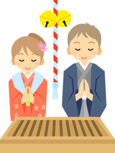 神社参拝方法