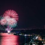 多摩川花火大会2018の日程いつ?会場や穴場の場所はどこ?混雑状況は?