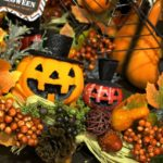 ハロウィン飾りを100均紙皿や画用紙で製作!立体かぼちゃや乳児でも作れる方法